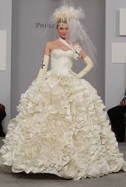 wedding dresses 2011 collection fall 2011 wedding dress collections by pnina tornai photos 21