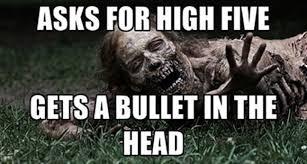 Funny Zombie Memes - latest funny zombie meme graphic wishmeme