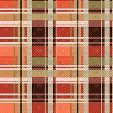 tartan pattern seamless brown tartan plaid pattern royalty free vector clip art