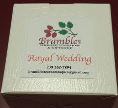 wedding tea shipping tea brambles tea room