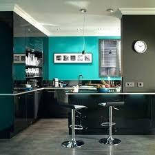 cuisine turquoise revetement mural cuisine credence revetement mural cuisine