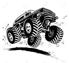 muddy truck truck clipart