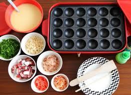 ustensile de cuisine japonaise takoyaki et expérience de cuisine japonaise à osaka experience