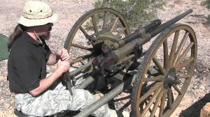 french 75 gun bethlehem steel 37mm cannon wwi era youtube