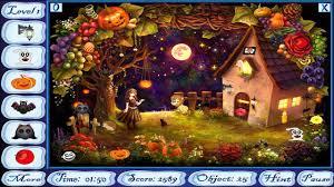 printable halloween hidden object games halloween worksheet
