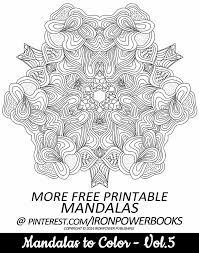 30 mandalas images coloring books mandalas
