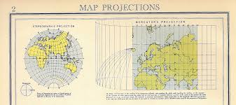 Map Projection Map Projections U2013 Spatial Ly