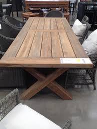 Bunnings Outdoor Furniture Teak Outdoor Dining Table Bunnings Entertainment Area