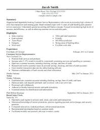 customer service representative resumes customer service representative resume sles