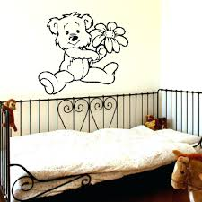 large nursery wall decals wall mural decals wall ideas nursery wall mural nursery wall