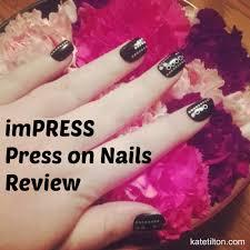 impressing the crowd at pubsmart broadway nails impress press on