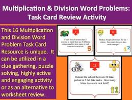 division chunking method handout by mad80 teaching resources tes