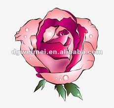 temporary pink rose tattoo tattoo for breast buy tattoo for