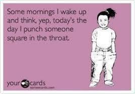 Throat Punch Meme - throat punch thursday babycenter