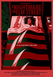 a nightmare on elm street movie poster fan made movie posters