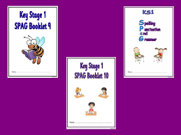 ks1 spag activity booklet 9 by jessplex teaching resources tes