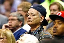 Murray Meme - bill murray xavier wisconsin loss reaction ncaa tournament ew com