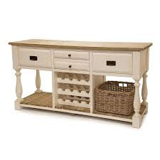 b26527 sideboard with wine rack sea winds trading co indoor