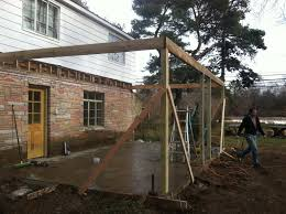 2 story screened in porch framing contractor talk