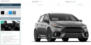 ford focus png fordboost the 350 hp 2 3 turbo 2016 ford focus rs starts at
