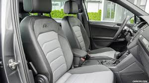 volkswagen tiguan r line 2017 volkswagen tiguan r line interior front seats hd