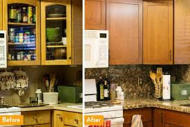 cost of refacing kitchen cabinets chic 18 average to reface hbe