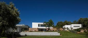 gorgeous contemporary villa in algarve portugal by mario martins