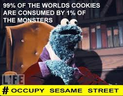 Monster Meme - attack of the meme cookie monster
