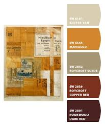 chip it by sherwin williams softer tan marigold roycroft suede