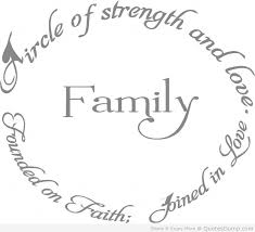 quotes about family family quotes ciecle os strength and love is family the quotes