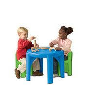step2 table and chairs green and tan look at this step2 tan lifestyle kitchen table chairs set on