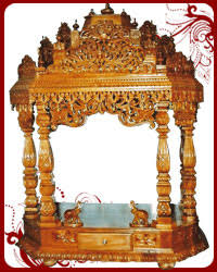 Mandir Decoration At Home Pooja Mandir Wooden Puja Designs Teak Wood Models Home Temple