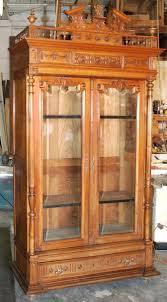 Cherry Wood Bookcases For Sale Dark Cherry Wood Wardrobe Cherry Wood Wardrobe Ornate Cherry Wood
