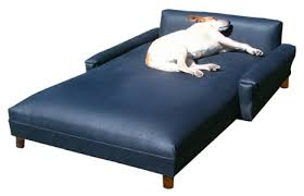 Leather Chaise Lounge Big Dogs Beds Pet Chaise Lounges