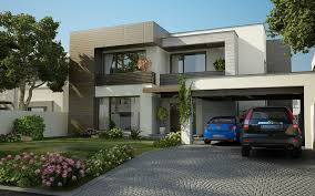 Home Exterior Design In Pakistan 3d Front Elevation Com Valancia Modern Contemporary House Design