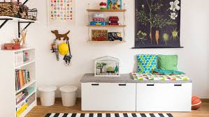 ideen für stauraum und aufbewahrung im kinderzimmer - Stauraum Kinderzimmer