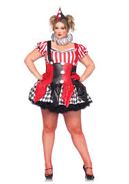 plus size harlequin clown costume plus size fashion halloween
