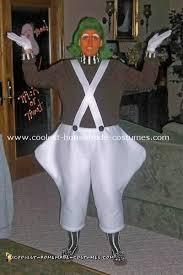 oompa loompa costume coolest willy wonka and oompa loompa costumes
