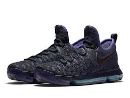 obsidian color nike men s basketball shoes nike kd 9 price cheap obsidian dark purple