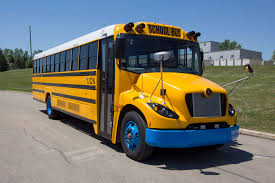 South Dakota Travel By Bus images Minnesota district to get midwest 39 s first electric school bus this jpg