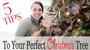 5 easy tips on how to decorate your christmas tree diy tutorial