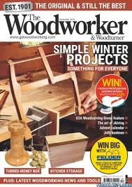 Popular Woodworking Magazine Reviews by The Woodworker U0026 Woodturner December 2016 Pdf