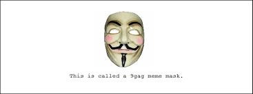 9gag Memes - 9gag meme mask