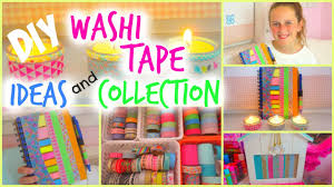 Washi Tape Home Decor Diy Washi Tape Projects Easy Collection And Storage Room