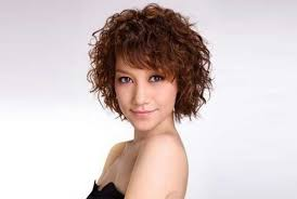 tight perms for short hair best perms for short hair stylish short permed hairstyles