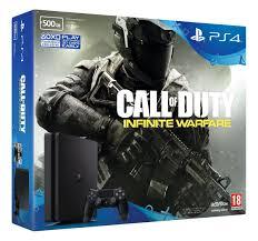 black friday sony playstation 4 sony playstation 4 500gb call of duty infinite warfare bundle