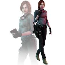 Alice Resident Evil Halloween Costume Claire Redfield The Aftermath Resident Evil Pinterest