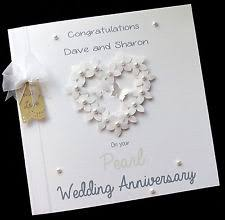 50th Wedding Anniversary Card Message Anniversary Cards And Stationery Ebay