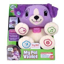 leapfrog my pal violet toys