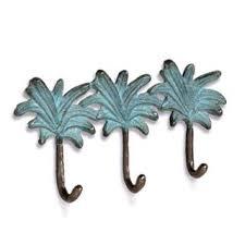 palm tree key hook